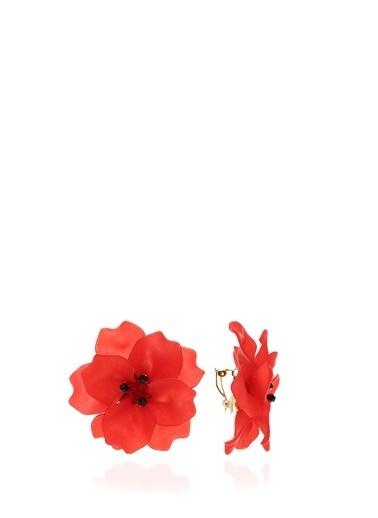 Ken Samudio Küpe Kırmızı